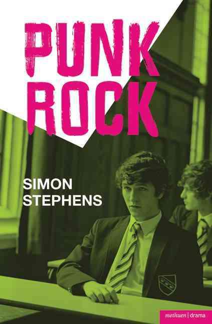 Punk Rock By Stephens, Simon